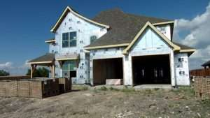Dallas phase inspections house under construction